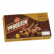 Van Houten Semi-Sweet Almond Box 180g
