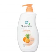 SHOKUBUTSU Radiance Body Foam Firming & Whitening 900ml