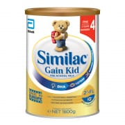 Similac Gain Kid 2-FL Stage 4 Milk Formula - 1.8KG