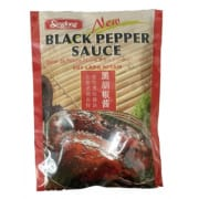 SING LONG Black Pepper Sauce Mix 160g