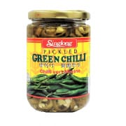 Pickled Green Chilli 360g