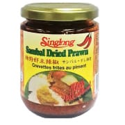 Sambal Dried Prawn 230g