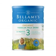 BELLAMYS ORGANIC organic step 3 toddler milk 900g