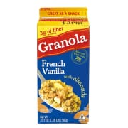 Granola French Vanilla with Almonds 582g