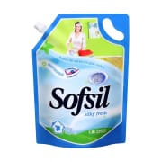Laundry Softener Refill - Silky Fresh 1.8L