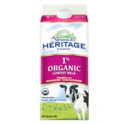 Organic Low Fat Milk 1.89L