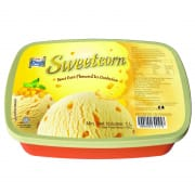 Sweet Corn Ice Cream 1L