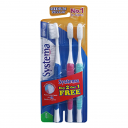 Gum Care Toothbrush - Regular Medium B2G1F