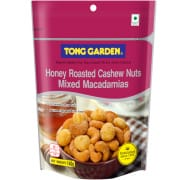 TONG GARDEN Honey Roasted Cashew Nuts & Macadamias 140g