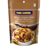 TONG GARDEN Smoked Cashew Nuts Mixed Almond 140g