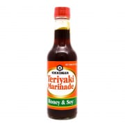 Kikkoman Teriyaki Honey & Soy Sauce 250ml