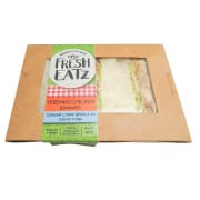 Teriyaki Chicken Sandwich 300g