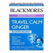 Nausea Relief - Travel Calm Ginger 45s