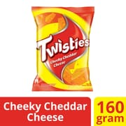 Corn Snack - Cheddar Cheese 160g