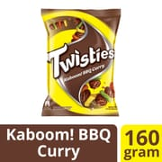 Corn Snack - BBQ Curry 160g