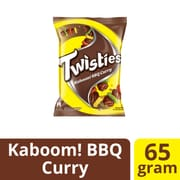 Corn Snack - BBQ Curry 65g