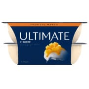Ultimate Yoghurt - Tropical Mango 4sX115g