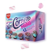 Ice Cream Cornetto Mini Cone - Unicornetto 12sX28ml