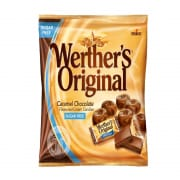Werther's Original Sugar Free Caramel Choco 60g
