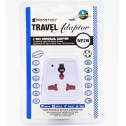 2 Way Universal Travel Adaptor WP-2W