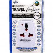 3 Way Universal Travel Adaptor WP-3W