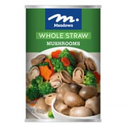 Whole Straw Mushrooms 425g