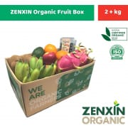 Organic Fruits Produce Box