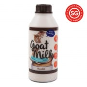 Fresh Chocolate Goat Milk 800ml