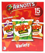 Shapes Variety Multipack 375g