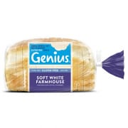 Gluten Free Soft White Farmhouse Bread 535g