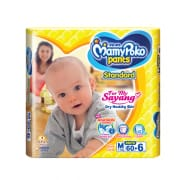 Super Jumbo Standard Pants Diapers 66s M 7-12kg
