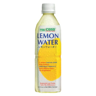 YOU.C1000 Isotonic Lemon Water 500ml