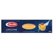 BARILLA Linguine - Durum Wheat Semolina Pasta 500g
