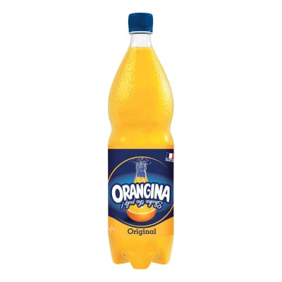 Sparkling Orange Flavoured 1.5L