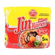 Jin Ramen Hot 5sX120g