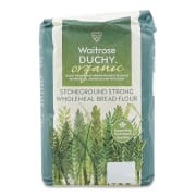 Organic Strong Wholemeal Bread Flour 1.5kg