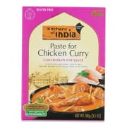 Paste for Chicken Curry 100g
