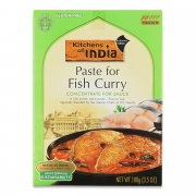 KITCHEN OF INDIA Paste for Fish Curry 100g