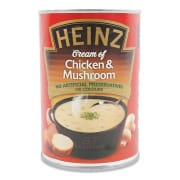 Cream of Chicken & Mushroom Soup 400g