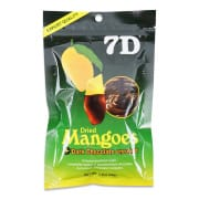 Dried Mango Dark Chocolate Enrobe 80g