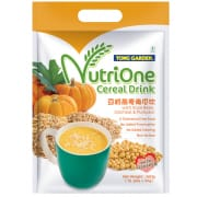 NutriOne Cereal Drink - Soya Bean, Oatmeal & Pumpkin 10sX36g