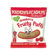Corn Puff Strawberry 10g