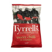 TYRRELLS Potato Chips Sweet Chilli & Red Pepper 150g