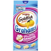 Goldfish Grahams Vanilla Biscuits 187g